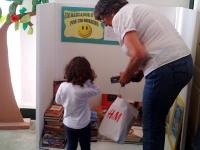 Contribua! Donativos chegam diariamente à Biblioteca
