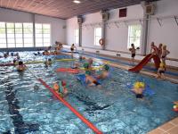 Escola Municipal de natação já abriu