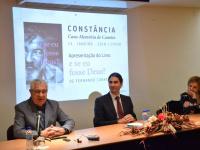 """Fernando Correia esteve em Constância para a apresentar o seu livro """"E Se Eu Fosse Deus?"""""""