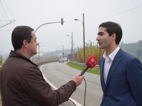 Presidente da Câmara de Constância toma posição  sobre a nova ponte sobre o Tejo