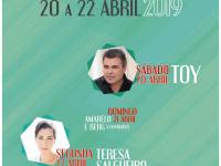 Teresa Salgueiro e Toy nas Festas do Concelho 2019